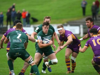 Hawick took on Marr at Mansfield Park.