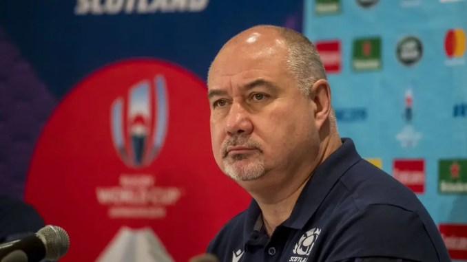 Mark Dodson's comments have upset Rugby World Cup Ltd.