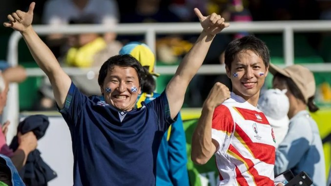 Scotland will take on Japan in a crucial World Cup quarter-final qualifier today after the International Stadium In Yokohama got the thumbs up at an early morning inspection.