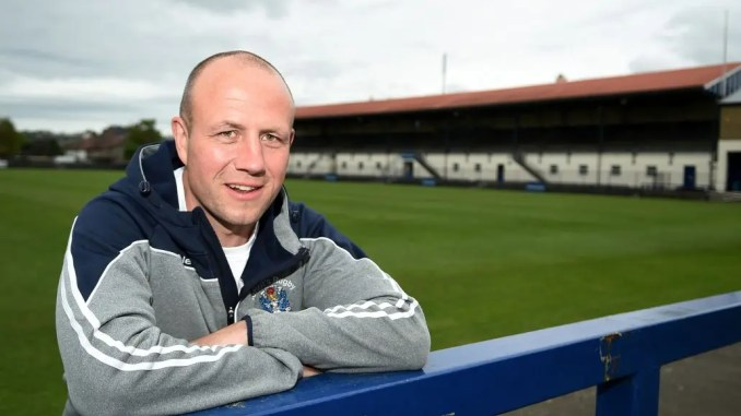 Neil Meikle belies Heriot's must build on an already strong brand. Image: ©Fotosport/David Gibson