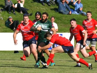 Bruce McNeil returns to Hawick's starting XV to take on Musselburgh this weekend. Image: Kenny Baillie