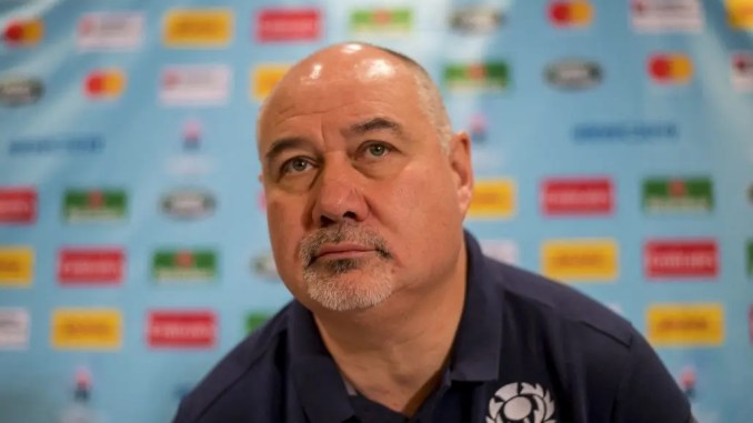 SRU chief executive Mark Dodson's public appeal for the national team's crucial World Cup pool match against Japan to go ahead prompted a disciplinary hearing brought by the global game's governing body. Image: © Craig Watson - www.craigwatson.co.uk