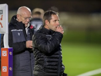 Southern Knights head coach Rob Chrystie says his team need to smarten up after have loss at home. Image: © Craig Watson - www.craigwatson.co.uk