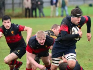 Dundee High have had their moments on the pitch this season despite losing their first eight games. Image: dundeehighrugby.club