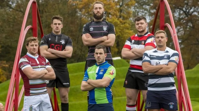 Ayrshire Bulls - Lars Morrice, Stirling County -Reyner Kennedy, Boroughmuir Bears - Chris Laidlaw, Heriots - Iain Wilson.