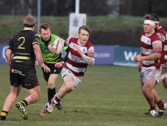 Watsonians defeated Melrose.Image: Graham Gaw