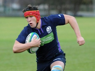 Last year's captain Connor Boyle will once again be involved in the Scotland under-20s programme. Image: Fotosport/David Gibson