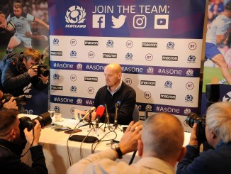 Gregor Townsend has named his Scotland training swquad ahead of this season's Six Nations. Image: Fotosport/David Gibson