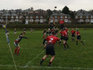 GHA edged out Glasgow Hawks. Image by the multi-talented Iain Hay.