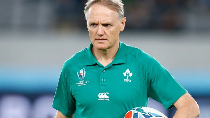 Joe Schmidt's attention to detail became a burden to the Ireland team, and the same thing seems to be happening with Gregor Townsend in Scotland. Image: Steve Haag / Fotosport