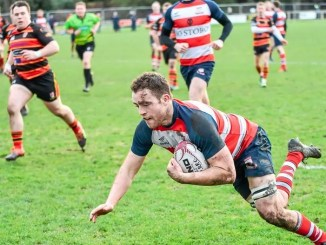 Peebles defeated Stewart's Melville in a cracker at the Gytes. Image: Stephen Mathieson