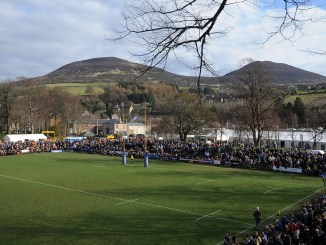 The revamped Melrose Sevens Festival will take place over four days from 9th to 12th April. Image: ©Fotosport/David Gibson