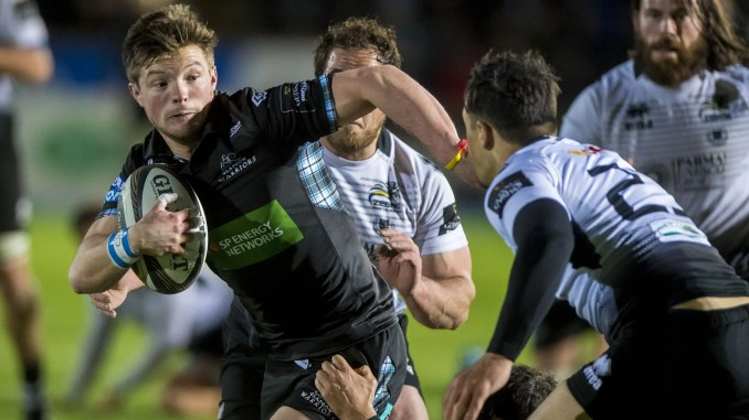 George Horne has been released by Scotland to play against Zebre. Image: © Craig Watson - www.craigwatson.co.uk