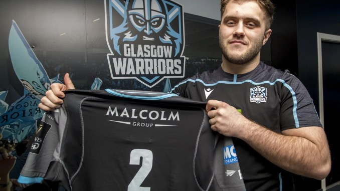 Grant Stewart has signed a new two-year contract extension with Glasgow Warriors. Image: ©Craig Watson - www.craigwatson.co.uk