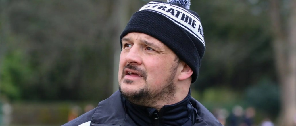 Alan Brown will return to Dundee High as head coach after two successful seasons with Strathmore. Image: David Potter