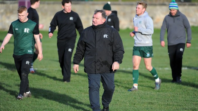 George Graham says he has paid his dues to rugby after 40 years at the pit-face. Image: Fotosport/David Gibson