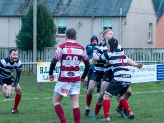 Kelso secured an important win over Watsonians. Image: Gavin Horsburgh