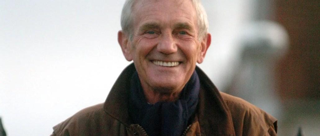 Dougie Morgan in 2008. Image: Fotosport/David Gibson