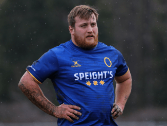 Angus Williams played provincial rugby for Otago before heading to Scotland