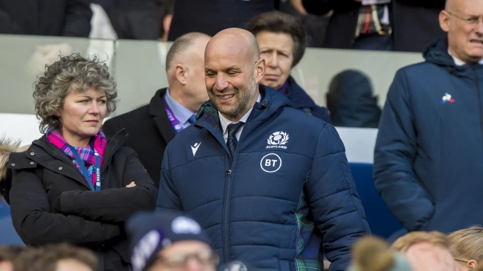 Jim Mallinder gave his first media interview this week after arriving at Murrayfield as Director of Performance Rugby back in January. Image: © Craig Watson - www.craigwatson.co.uk