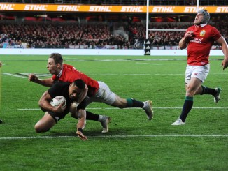 Warren Gatland has proposed a one-off rematch between the All Blacks and the Lions next summer. Image: Fotosport/David Gibson