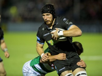 Tim Swinson has been a Glasgow Warriors stalwart since his arrival at Scotstoun in 2012. Image: © Craig Watson - www.craigwatson.co.uk