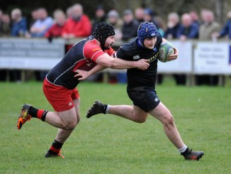 Berwick and Duns will be invited to access the second phase of Scottish Rugby's Club Hardship Fund. Image: Fotosport/David Gibson