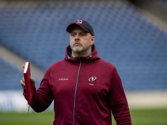 Former Scotland assistant coach Dan McFarland took up the reins at Ulster in August 2018. Image: © Craig Watson - www.craigwatson.co.uk