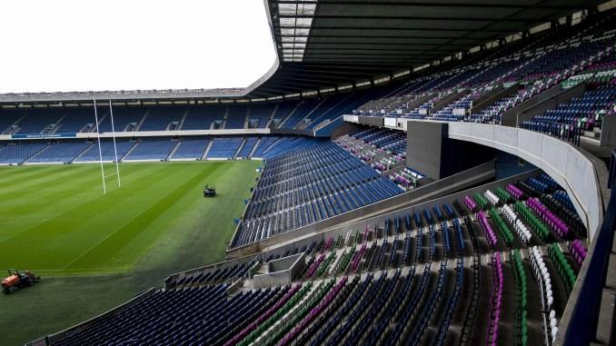 Murrayfield Stadium. Image: © Craig Watson - www.craigwatson.co.uk