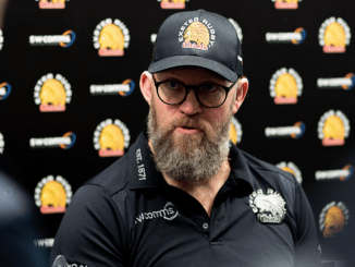 Rob Hunter has been forwards coach with Exeter Chiefs since 2013. Image courtesy: Exeter Chiefs Twitter