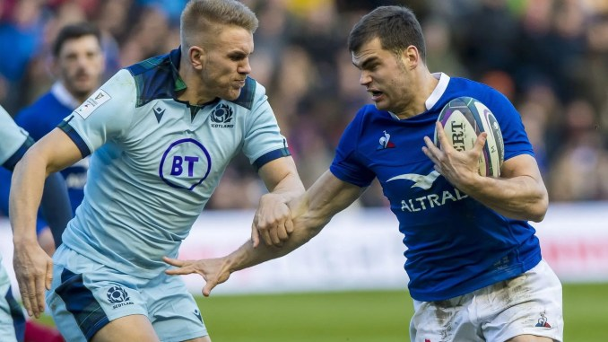 Scotland are looking to make it five in a row against France on Sunday. Image: © Craig Watson - www.craigwatson.co.uk