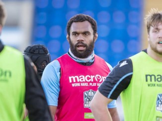 Leone Nakarawa is leaving Glasgow Warriors to join Ulster in the summer. Image: © Craig Watson - www.craigwatson.co.uk