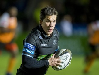 Sam Johnson has signed a contract extension with Glasgow Warriors. Image: © Craig Watson - www.craigwatson.co.uk