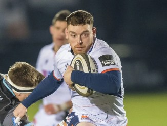 Edinburgh centre George Taylor has been handed a three-match ban following his red-card versus Zebre last month. Image: © Craig Watson - www.craigwatson.co.uk