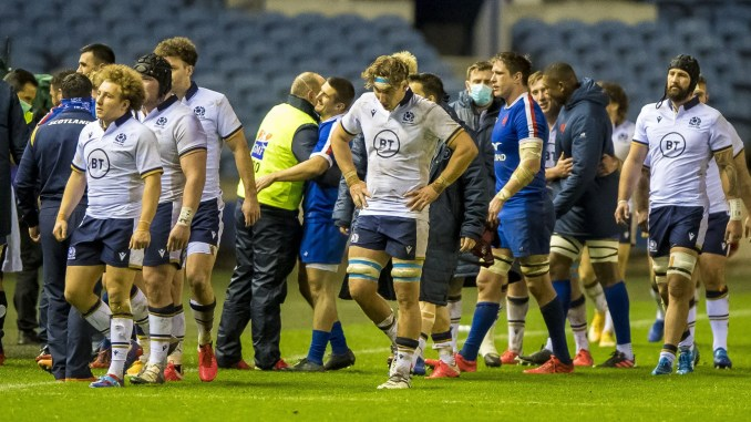 Scotland and France will not meet in Paris this weekend. Image: © Craig Watson - www.craigwatson.co.uk