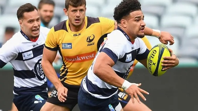 Glasgow Warriors sign Scots-qualified centre Sione Tuipulotu