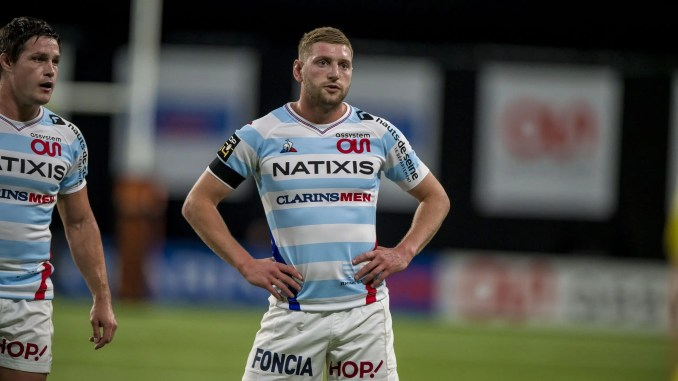 Finn Russell is expected to play for Racing 92 against Toulon on Saturday evening. Image: © Craig Watson - www.craigwatson.co.uk