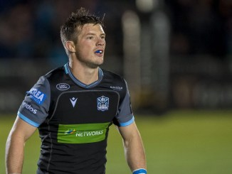 George Horne will make his comeback for Glasgow Warriors against Benetton tomorrow after three months out with a foot injury. Image: ©Craig Watson