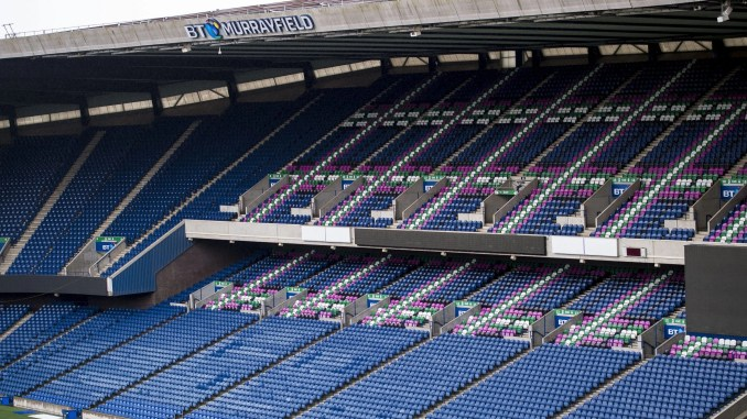 BT have retained the naming rights to Murrayfield Stadium for three more years. Image: © Craig Watson - www.craigwatson.co.uk