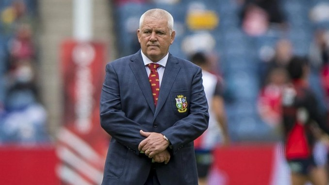 Plenty of food for thought for Lions head coach Warren Gatland after his side tasted defeat for the first time on this summer's tour of South Africa. Image: © Craig Watson - www.craigwatson.co.uk