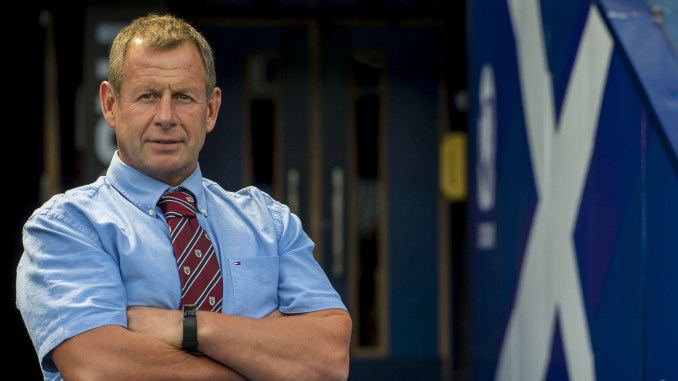 Scottish Rugby President Ian Barr has issued an overview of the work of the Standing Committee on Governance recommendations. Image: © Craig Watson - www.craigwatson.co.uk