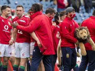 The Lions cam up short in their series-deciding third Test against South Africa. in Cape Town last night. Image: © Craig Watson - www.craigwatson.co.uk