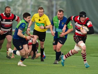 Stirling County visit Boroughmuir Bears in the final Super6 game before the mid-season break. Image: Bryan Robertson