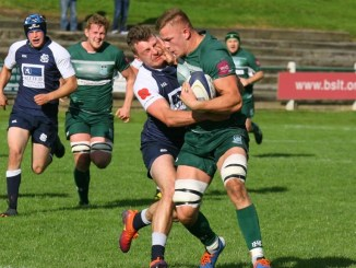 Hawick host Selkirk in a Border derby clash at Mansfield Park tomorrow. Image: Kenny Baillie