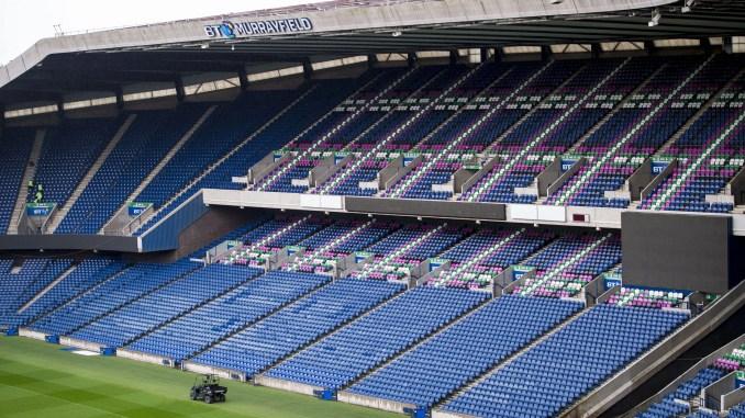 The 2021 SRU AGM will take place at Murrayfield on Sunday morning. Image: © Craig Watson - www.craigwatson.co.uk