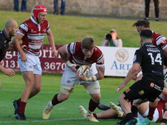 Sam Daly is likely to be key man for Watsonians as they look to get their season back on track against Southern Knights tomorrow night. Image: Graham Gaw