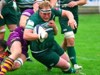 Matty Carryer will captain a youthful Hawick this season. Image: Kenny Baillie