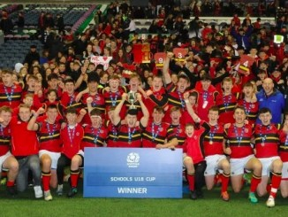 Stewart's Melville are are the most recent Scottish Schools' Cup winners.