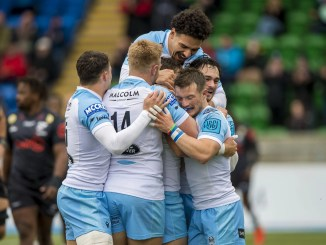 Glasgow Warriors have won two games on the bounce since their narrow defeat away to Ulster in round one of this URC campaign. Image: © Craig Watson - www.craigwatson.co.uk