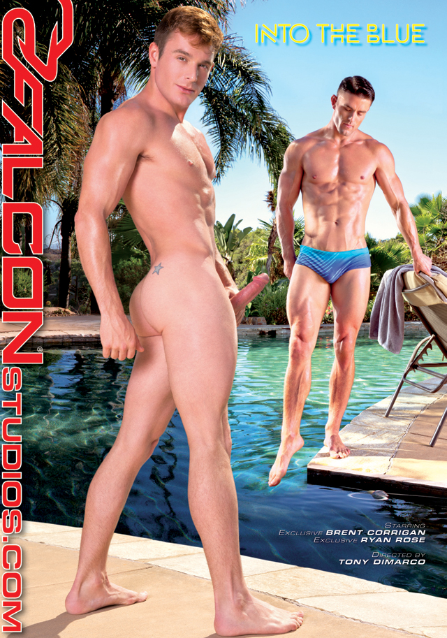 Into the blue - Gay porn DVD XXX Falcon